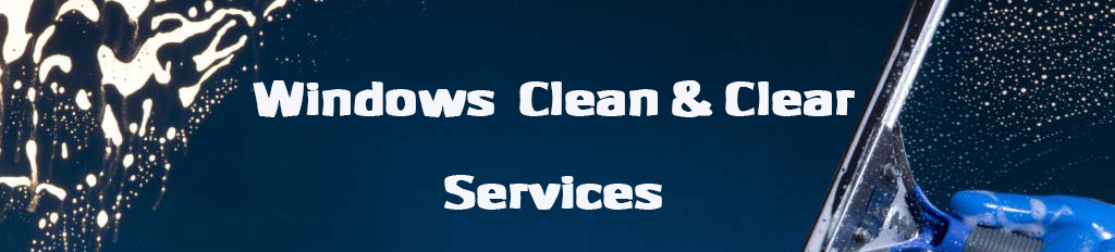 Bracknell Window Cleaning - Windows Clean and Clear.com - Services